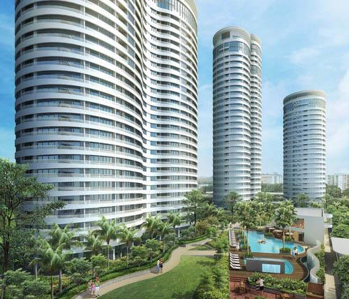 Garden City Apartments: Binh Thanh District